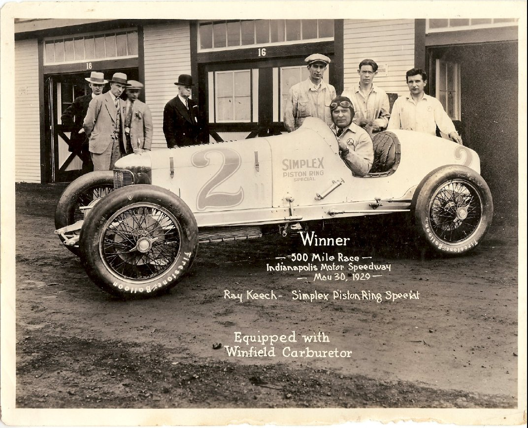 The Miller/Offenhauser For Sale Page